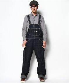 AMERICAN RIDERS OVERALLS O/W(サロペット/オーバーオール)|Lee(リー)のファッション通販 - ZOZOTOWN
