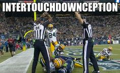 Apparently there is a new way to score a touchdown in the NFL.
