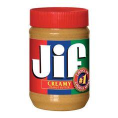 JIF Creamy Peanut Butter, 16 oz - Dollar General