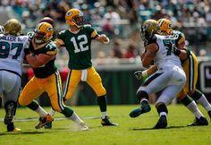 Game Photos: Packers at Jaguars
