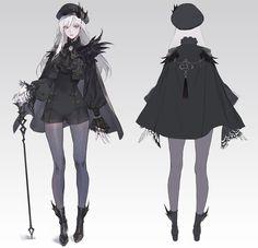 Female Character Design, Character Design Inspiration, Character Concept, Character Art, Concept Art, Girls Characters, Fantasy Characters, Female Characters, Fantasy Anime