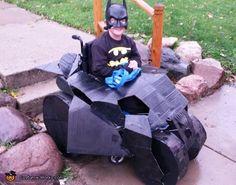 déguisement fauteuil roulant