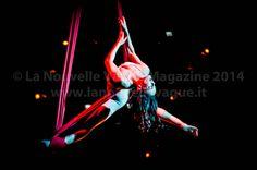 Quidam by Le Cirque du Soleil - Roma 22/10/2014