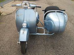 Vespa 150 sprint sidecar 1967