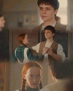 Gilbert Blythe, Amybeth Mcnulty, Gilbert And Anne, Anne White, Anne Shirley, Cuthbert, Kindred Spirits, Episode 5, Period Dramas