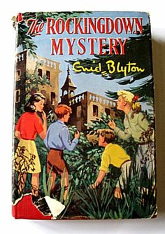 The Enid Blyton Mystery books