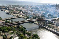 Santo Domingo, Dominican Republic, the first city in America
