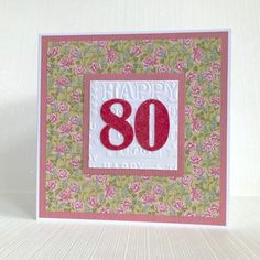 28 Best Age Birthday Cards Images On Pinterest In 2018