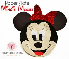Who doesn't love Minnie or Mickey Mouse? They've been a favorite in our house since our son was little. With my daughters first birthday coming up and it being a Minnie Mouse theme, our son wanted to craft some decorations to help with the party. So we made these adorable Minnie Mouse paper plates, and …
