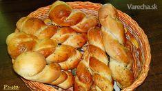 Veľkonočné krútené slané pečivo (fotorecept)