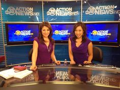 Purple Power On ABC30 Action News Live At 4