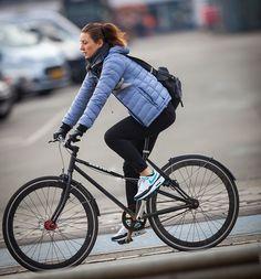 Copenhagen bikehaven by Melbin.