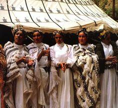 Amazigh women, High Atlas, Morocco