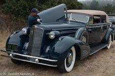 1934 Cadillac V-16