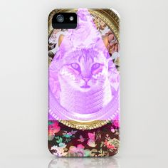 Mirror mirror on the wall who's the fairest of them all iPhone & iPod Case by Kris Tate - $35.00