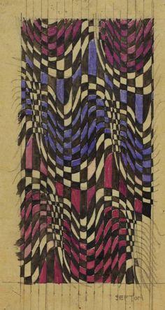 Charles Rennie Mackintosh via Hunterian Art Gallery collections