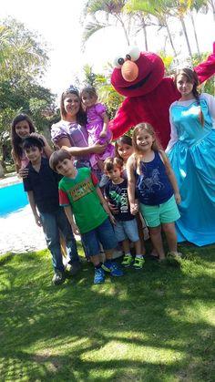 Elmo y las Princesitas 8831-3232
