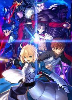 Fate Stay Night Unlimited Blade Works 2015