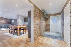 BØANEDSETRA - Nyoppført og praktisk hytte i populært område.