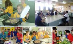 Western Australia School Stir-fry Cook-Off For FRD!