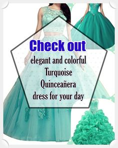 Find the best Turquoise quinceanera dresses in your area! Discover Turquoise quinceanera dresses and where to get them! Turquoise Quinceanera Dresses, Turquoise Dress, Quinceanera Party, True Colors, Looking For Women, Dress For You, Beautiful Day, Dress Patterns, Prom Dresses