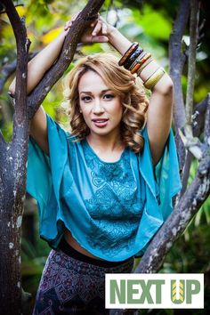Young, talented and ambitious is what defines the beautiful HIRIE, emerging roots reggae musician from Hawaii.