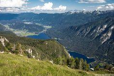 Lac de Bohinj depuis le sommet de la montagne Pršivec, Slovénie - Bohinj Lake, Slovenia / Bohinjsko jezero, Slovenija Bohinj, Blog Voyage, Road Trip, Nature, Camping, Travel, Mountains, Mirror, Campsite