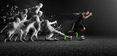 Grüner Nike Mercurial Superfly IV Christiano Ronaldo 2014 Schuh - Nur Fussball
