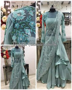 A-Line Wedding Dresses Collections Overview 36 Gorgeou… Party Wear Indian Dresses, Gown Party Wear, Indian Wedding Gowns, Indian Gowns Dresses, Party Wear Lehenga, Dress Indian Style, Pakistani Bridal Dresses, Wedding Dresses, Wedding Lehenga Designs