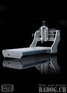There are classes teaching people about CNC machines. You may ask yourself whether it is necessary to get a formal education regarding CNC machines