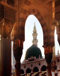 al-Masjid an-Nabawi (Madinah)