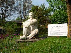 Janosch im Filmpark Babelsberg - gefunden auf fotoshopped.de