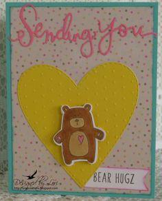 Sending you Bear Hugs