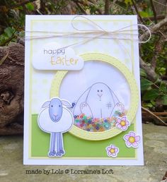 Lorraine's Loft: Simon Says Stamp 'Melody's Easter'