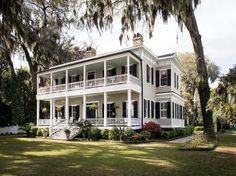 Photos: Georgia River House | Garden and Gun