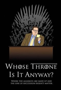 Whose line is it anyways and game of thrones crossover = best thing ever