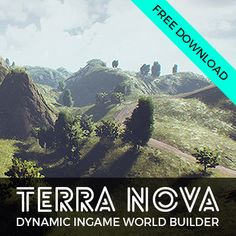 Terra Nova - Dynamic in-game environment builder [Unreal Engine], Thomas Van…
