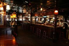 Inside Coleman's Authentic Irish Pub, Syracuse,NY