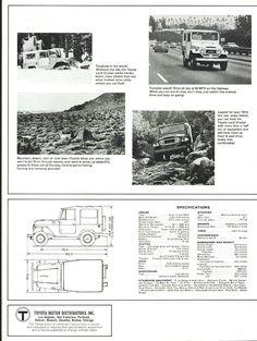 1963 Toyota Land Cruiser