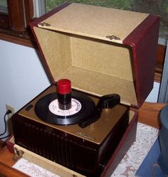 45 record players