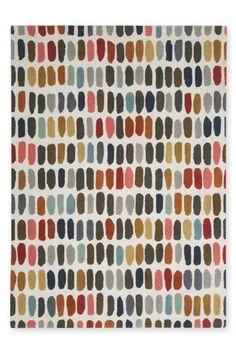 Buy Multicoloured Sketch Rug from the Next UK online shop Wool Area Rugs, Wool Rug, Wool Carpet, Large Rugs, Modern Rugs, Rugs In Living Room, Handmade, Sketch, Room Ideas