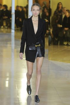 Anthony Vaccarello Ready to Wear Spring 2016 | WWD