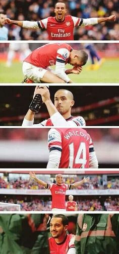 Walcott, living for the game. Theo Walcott, North London, Fa Cup, Arsenal Fc, Football Soccer, Angels, Game, Random, Sports