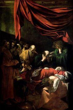 La Mort de la Vierge (Le Caravage)