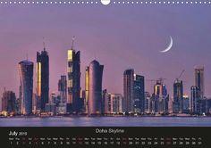 Qatar – Country between Tradition and Innovation – US-Version - CALVENDO calendar by Michael Weber - www.calvendo.co.uk/galerie/qatar--country-between-tradition-and-innovation--us-version-2/ - #qatar #arabian #calendar