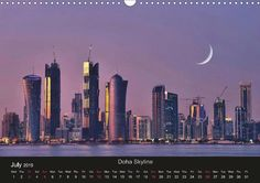 Qatar – Country between Tradition and Innovation – US-Version - CALVENDO calendar by Michael Weber - www.calvendo.co.uk/galerie/qatar--country-between-tradition-and-innovation--us-version-2/ - #qatar #arabian #calendar