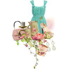Primavera, created by naokohikari on Polyvore