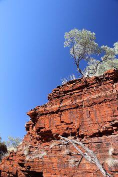 Knox Gorge, Karijini National Park, Western Australia, 2014