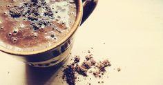 Zielone koktajle: olej kokosowy + kakao + mleko roślinne + mąka ryżowa + inka…