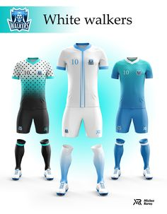 Concept - Game of Thrones football kits - Shirt Sports Jersey Design, Football Design, Football Uniforms, Sports Uniforms, Soccer Jerseys, Soccer Kits, Football Kits, Game Of Thrones, Uniform Design